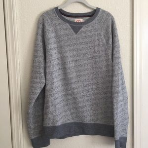 Brooks Brothers Red Fleece Pullover Sweatshirt